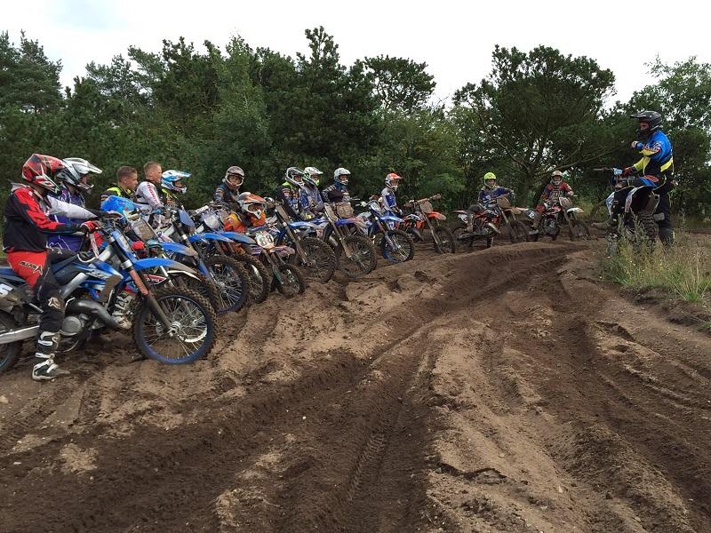 MX Sommercamp Daenemark