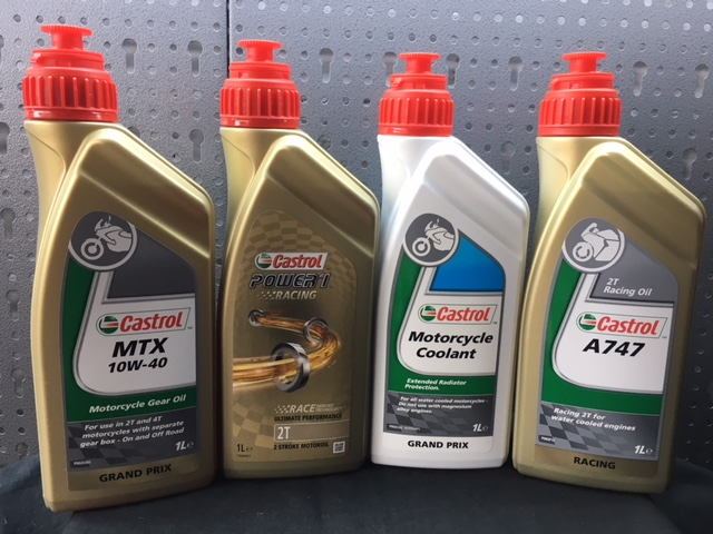 Castrol Power1 Racing Öle